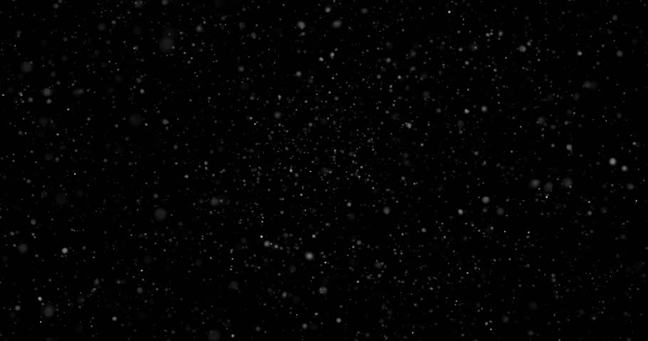 Flying dust particles on a black background | Shutterstock HD Video #1023884149