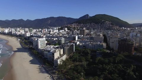 City of Sao Paulo, state of Sao Paulo / Brazil South America. 7/15/2018 Bandeirantes Palace in the district of Morumbi. Drone shot.