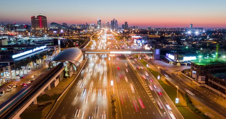 Helicopter Flight Over Night Urban Hyperlapse Cars Lights Moving Highway Futuristic Communication City Metropolitan Landscape Low Light Uhd Hdr 4k | Shutterstock HD Video #1025330609