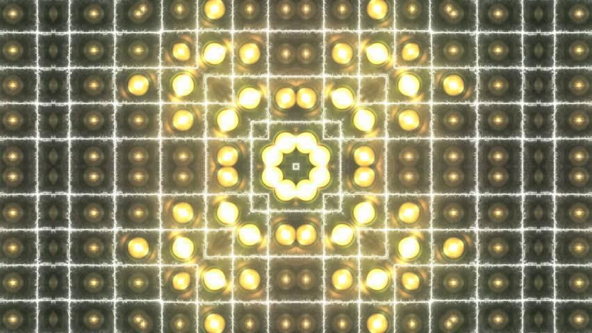 ART GOLDEN LampS Wall, Abstract Lamp Wall,  Lights Wall , 4K Ultra HD, Abstract  Backgrounds,   club concert dance disco dj matrix beam dmx fashion floodlight halogen headlamp  lamp night club    Shutterstock HD Video #1025339309