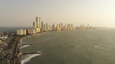 Cartagena Bocagrande Colombia