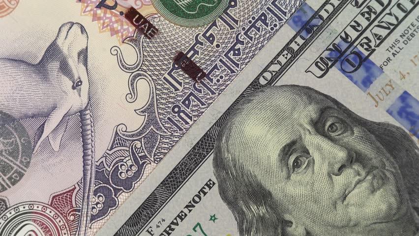 Uae Dirham Against Us Dollar Stock