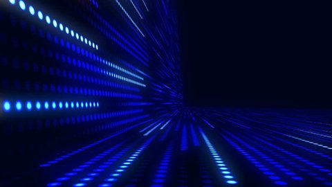 Led Screen animation. Led Wall. Vj disco visual mapping night clubs, led screens motion graphic Matrix animation Hi-Tech background design for your party, disco, concert projects and etc.