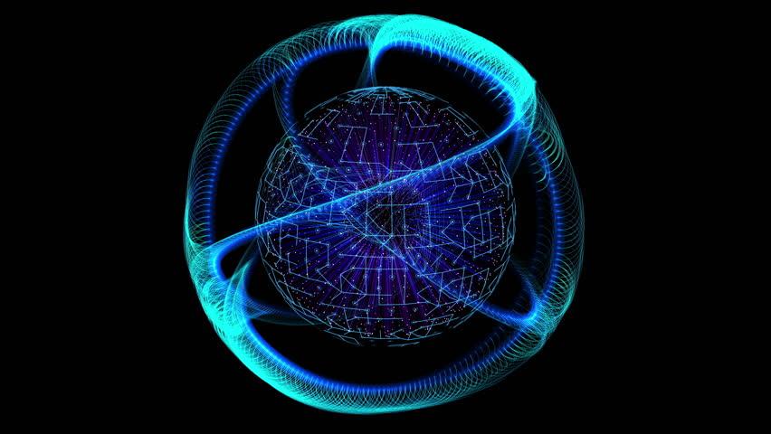 communication network concept. #1026483209
