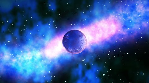 3d Rendering Of The Planet Neptune Science Wallpaper 3d Graphic Animation
