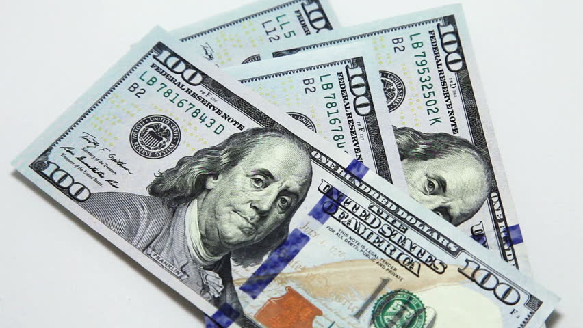 Man Counting Money New American Stock Footage Video 100 Royalty Free 10271339 Shutterstock
