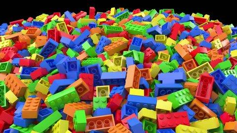 Lego Building Blocks Filling