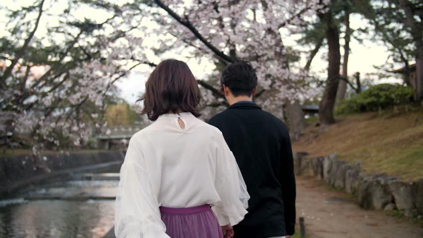 Cherry Blossom Asian dating på nettet