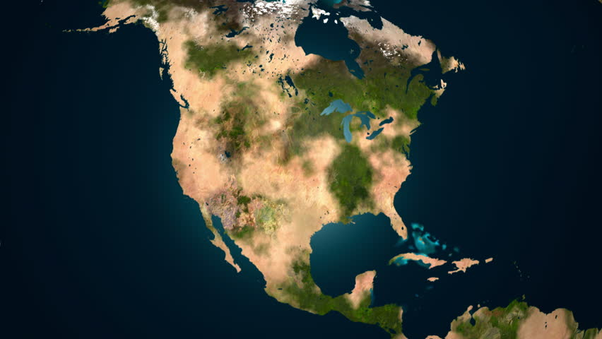 Desertification In North America Stock Footage Video 100 Royalty