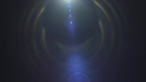 Spherical 24-290mm  lens flare in 4K