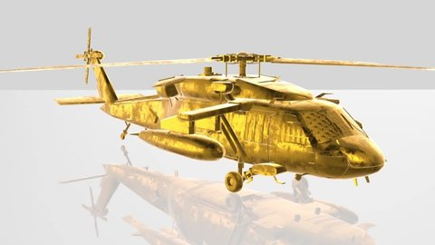 Helicopter Isolated Stock Video Footage - 4K and HD Video Clips |  Shutterstock