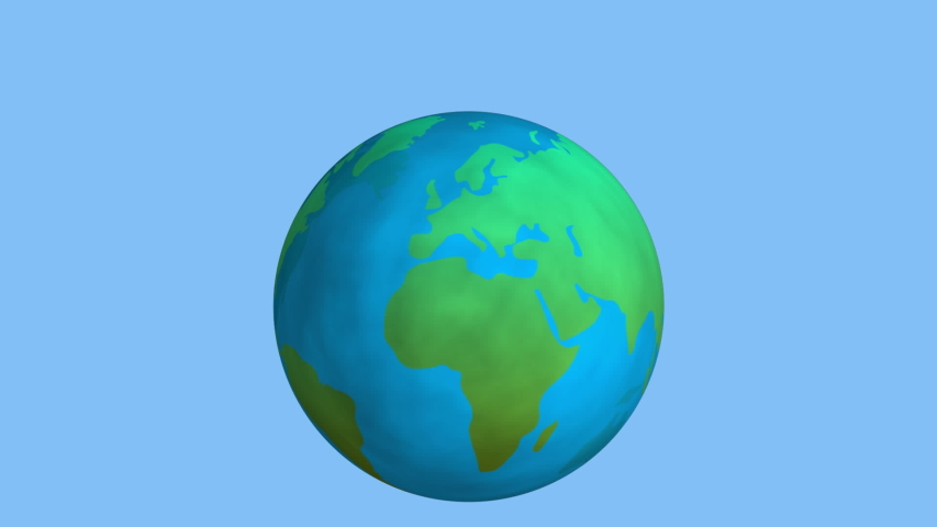 Digital animation program codes moving in the screen with a background of a pin on a globe rotating | Shutterstock HD Video #1030916189