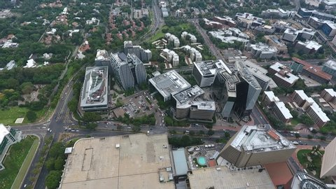 Sandton CBD and surround suburbs