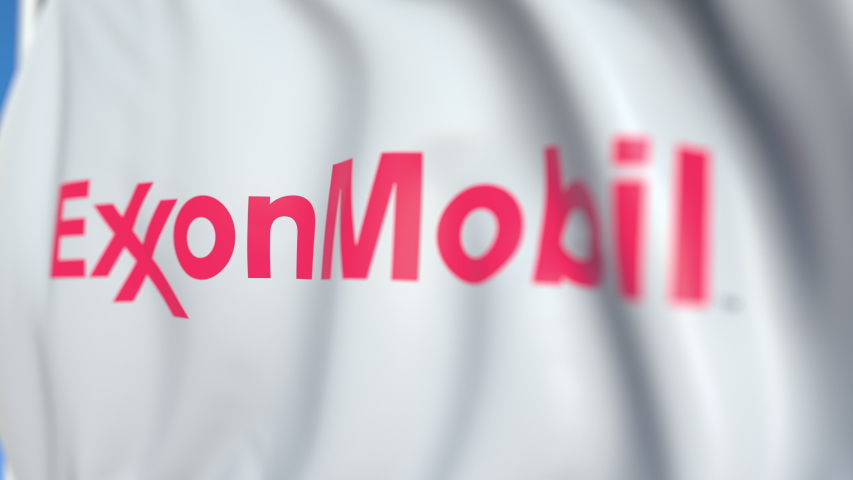 Exxon mobil Footage | Stock Clips
