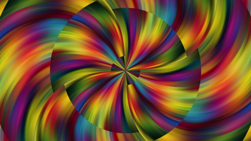Abstract Rainbow Shapes Abstract Spiral Stock Footage Video 100 Royalty Free 1033036439 Shutterstock
