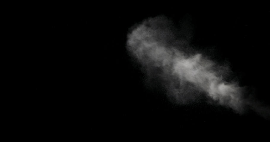 Vapor cloud isolated transparent special effect | Shutterstock HD Video #1034615399