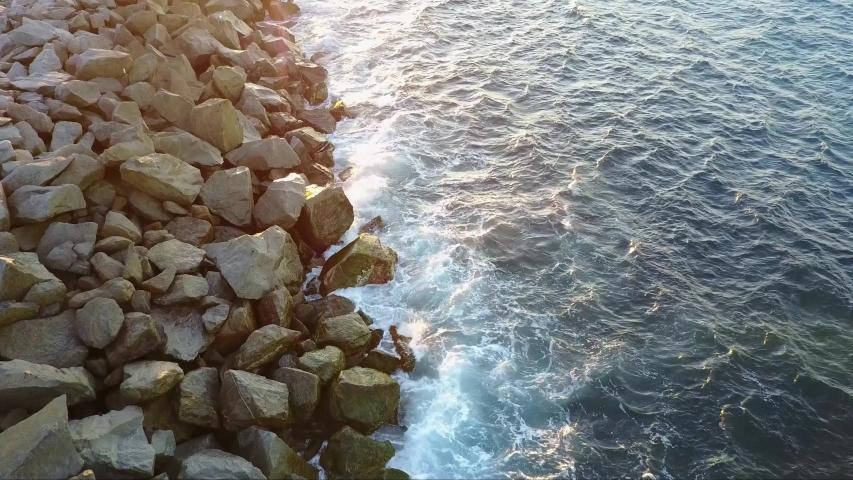 Fortaleza Sea - Ceará - Brazil | Shutterstock HD Video #1037350769