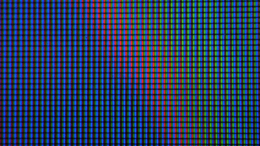 LCD screen pixels. Macro Shot Of Computer Screen, Pixels Texture. Abstract Blue Background. Close up LED Display With Color Shades  technology. Closeup Monitor. Pattern Wallpaper Illuminations. | Shutterstock HD Video #1039233419