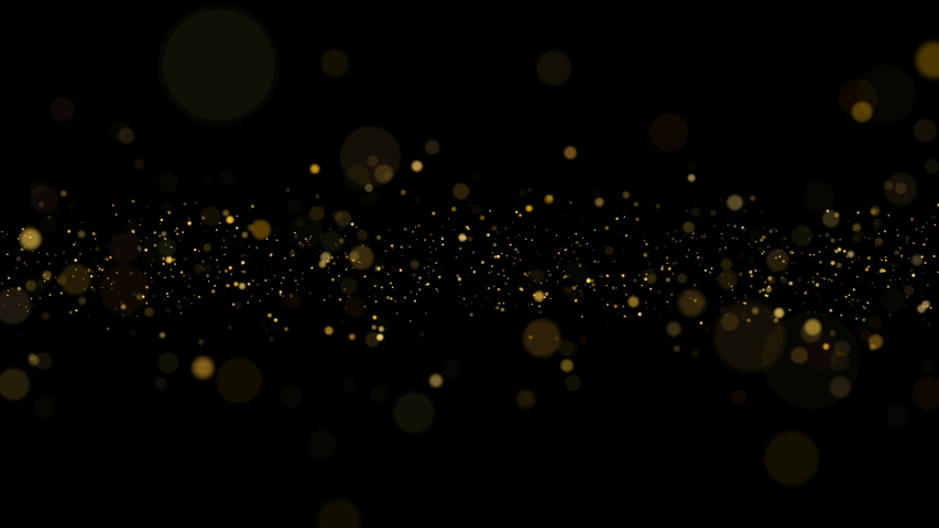 Abstract Dust Particles background. Bokeh and Glitter Background. Loop | Shutterstock HD Video #1042554019