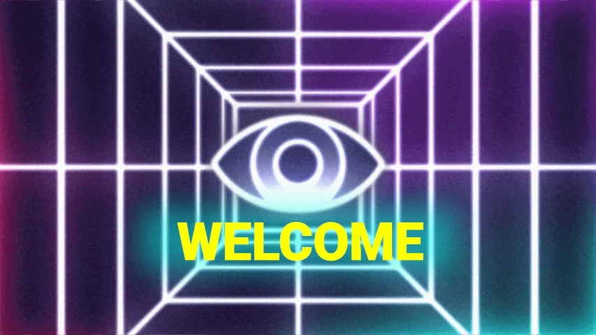 Welcome word greeting style animation | Shutterstock HD Video #1046446369