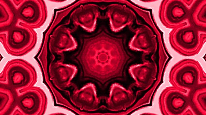 Poly Art Kaleidoscope Hypnotic Pattern Animation Footage   Shutterstock HD Video #1046948449