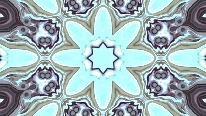 Poly Art Kaleidoscope Hypnotic Pattern Animation Footage   Shutterstock HD Video #1046948539