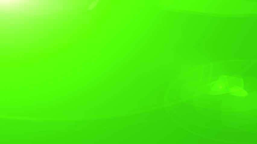 Green Light Effects Stock Footage Video: Stock Video Of Lens Flare Animation For Logo On