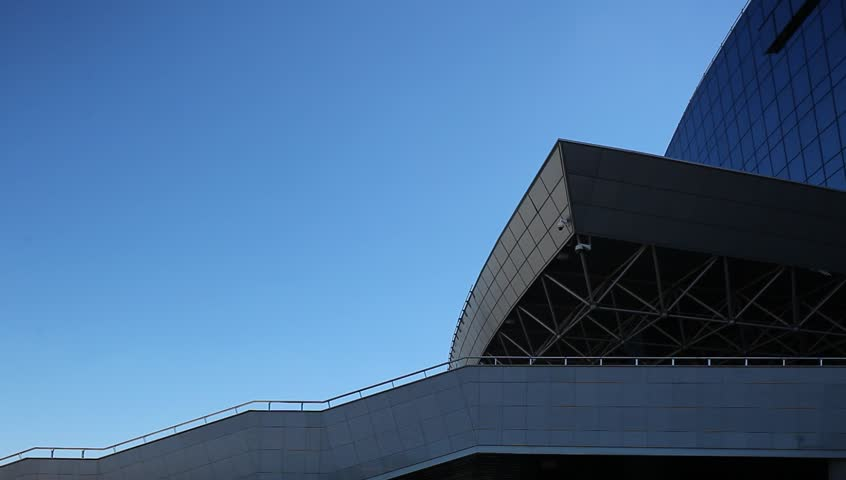 Minsk Arena . Ice Hockey Stadium. building Minsk Arena - a modern sports and cultural complex. Belarus, Minsk, Jule,4 2015 | Shutterstock HD Video #10724549