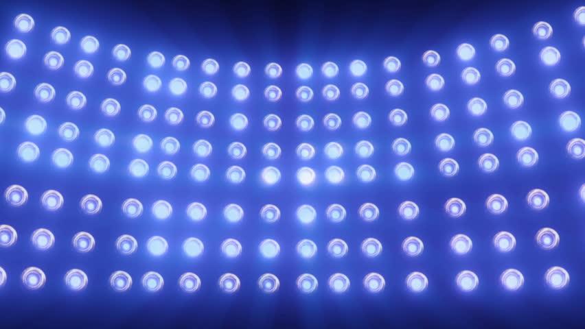 Strobe Lights Stock Footage Video 10729769