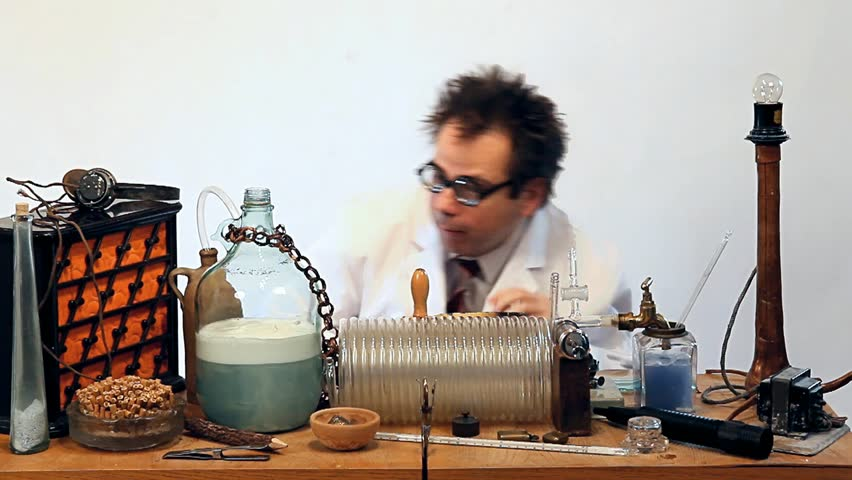 Researcher conducted an experiment in a laboratory | Shutterstock HD Video #10757369