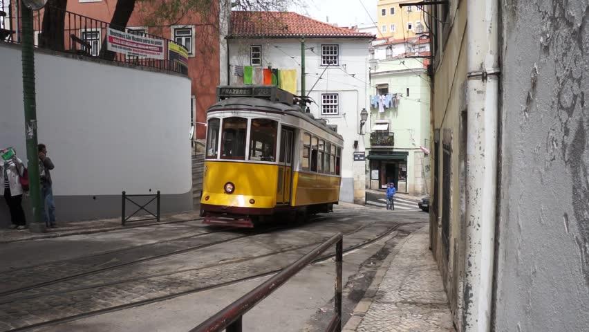 Header of tram