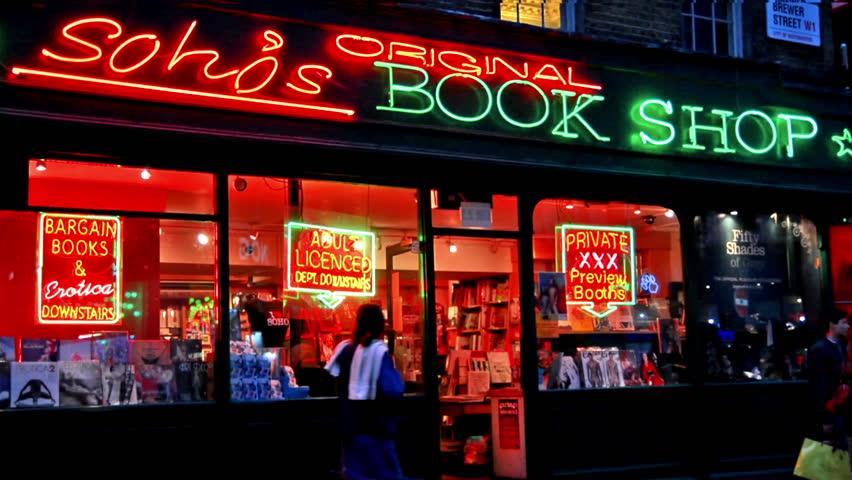 The sex clip shop