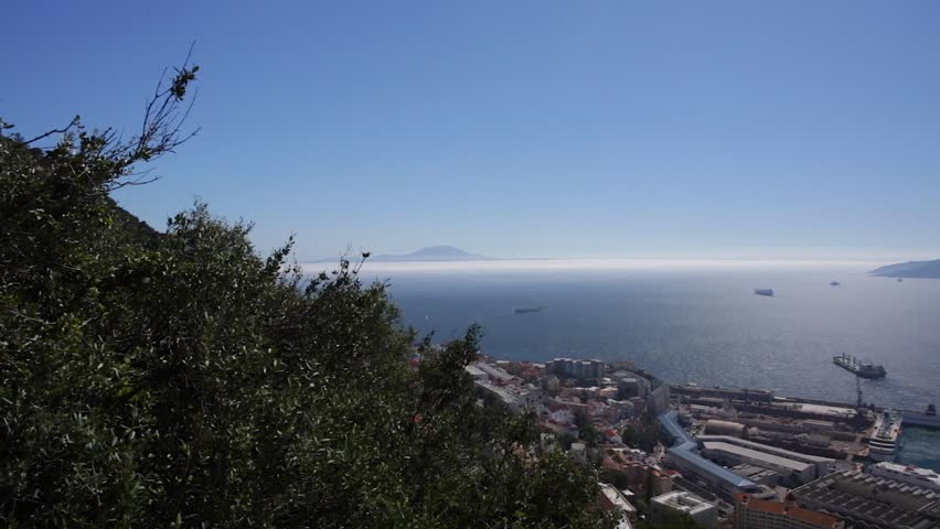 Header of Gibraltar