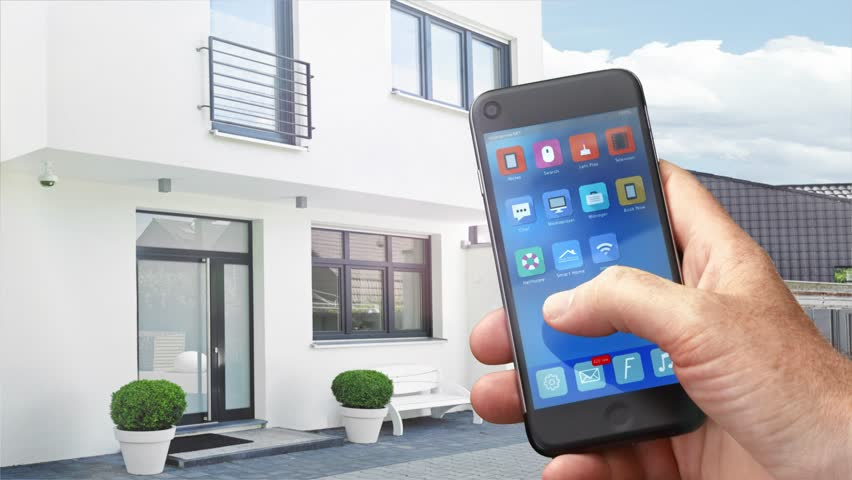 Smart Home Technology Smart House Home Automation