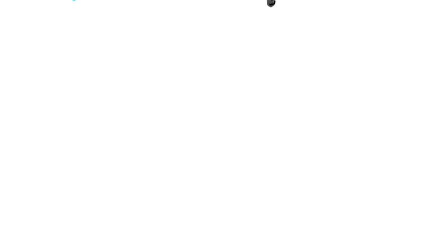 CMYK Paint splash against white, Alpha included   Shutterstock HD Video #1136134