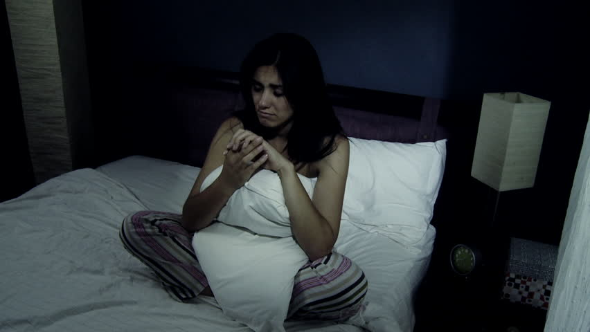 Image result for sad women at night