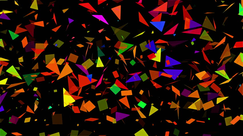 Sparse Multi Colored Abstract Mosaic Stock Footage Video 100 Royalty Free 11463779 Shutterstock