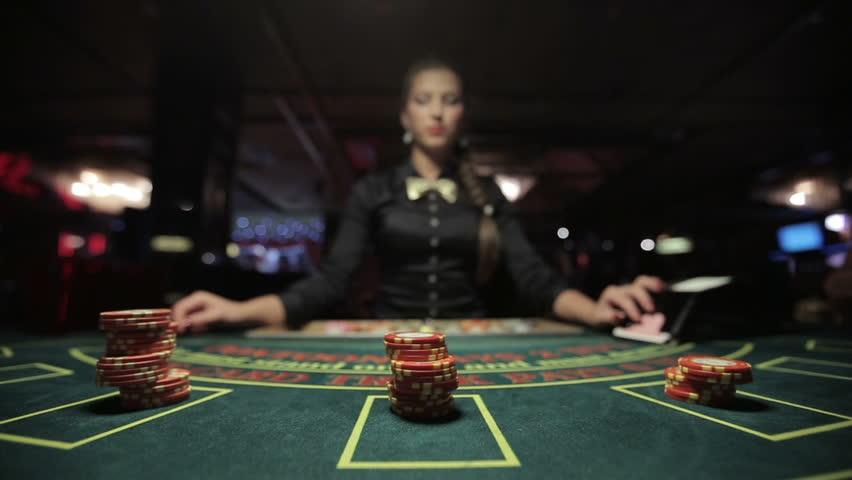 Gambling at ricks