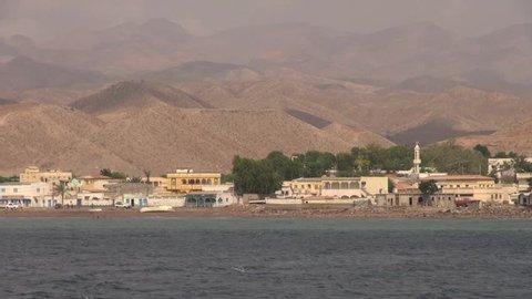 Djibouti- Tajura town