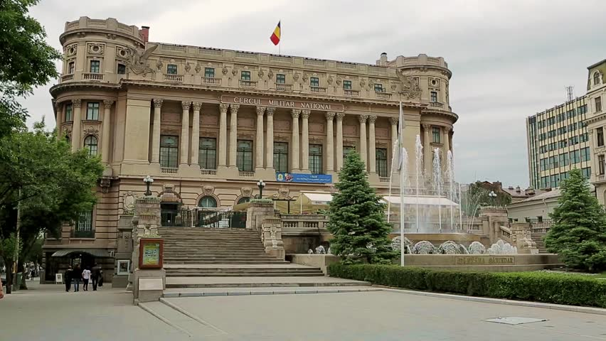 Header of Bucharest