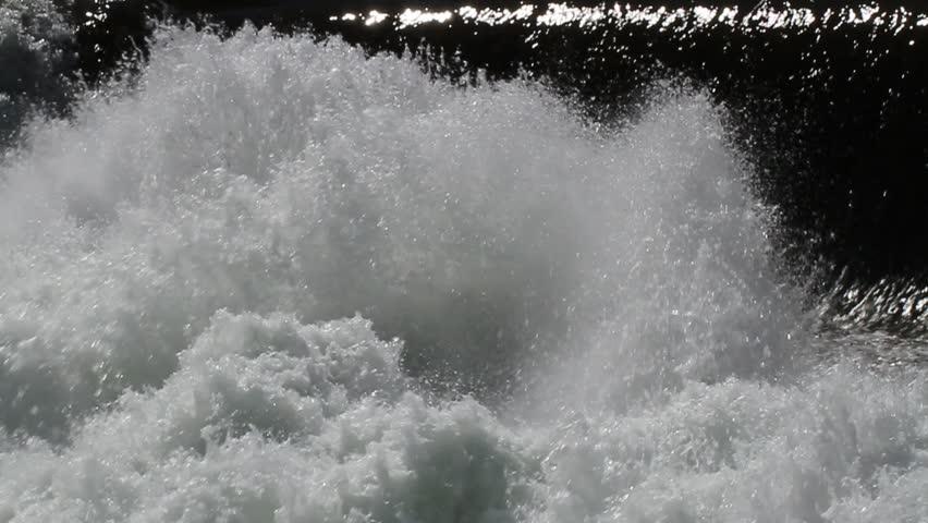 Rushing Water | Shutterstock HD Video #1198969