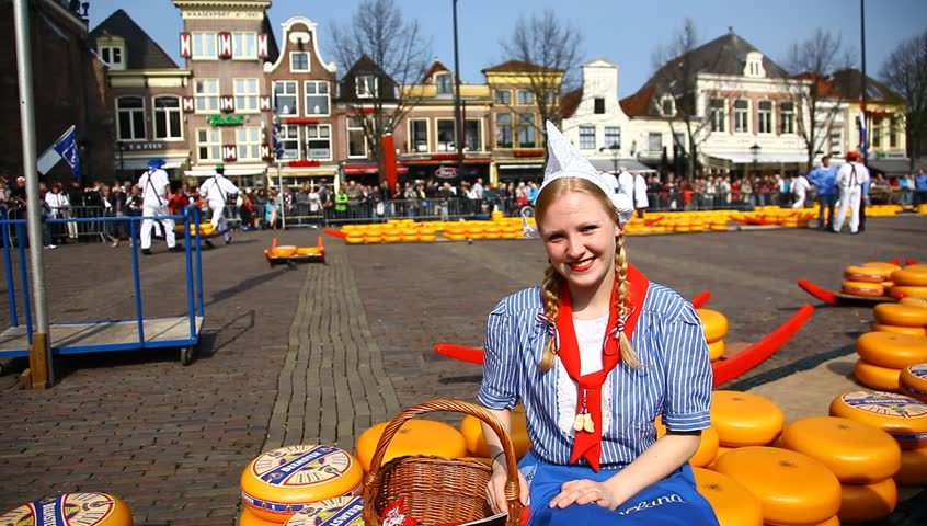 Dutch Girl Video