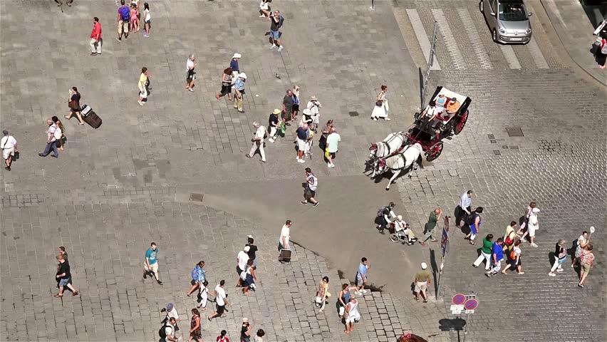Stock Video Of Vienna Austria