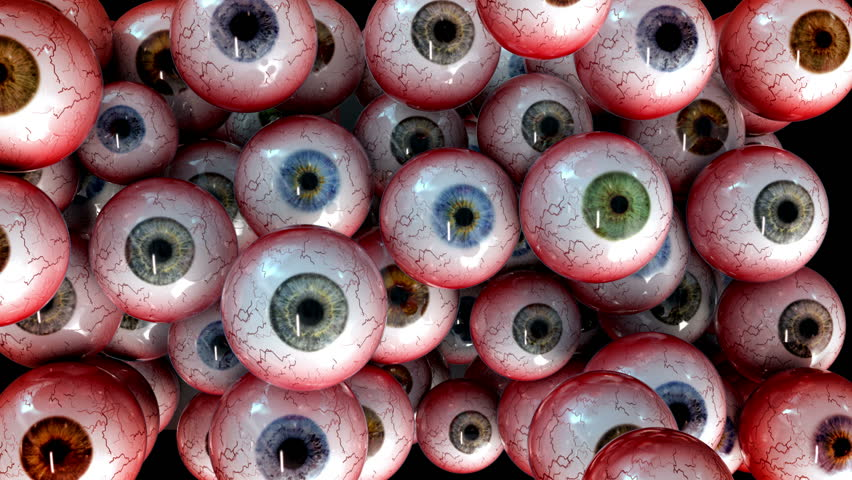 Halloween Eye Balls