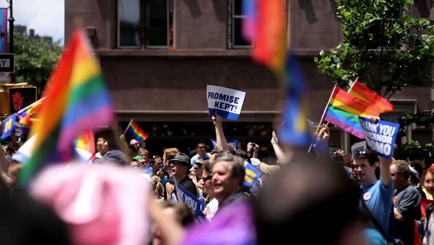 clips Gay public