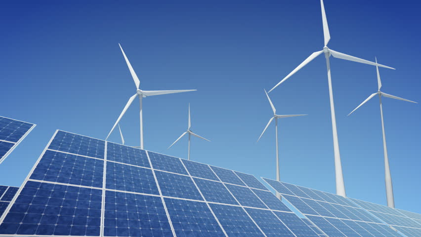 4k Solar Panels Amp Wind Power Green Free Clear Energy Cg