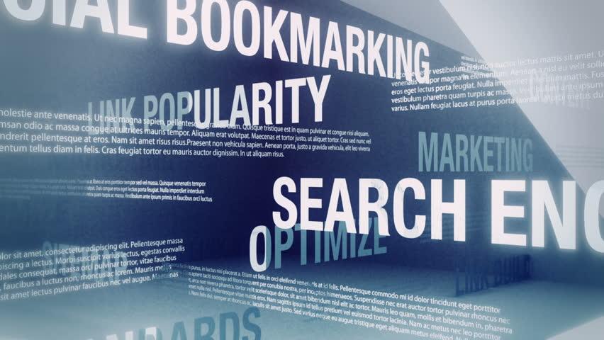SEO/Internet Marketing Related Words Loop