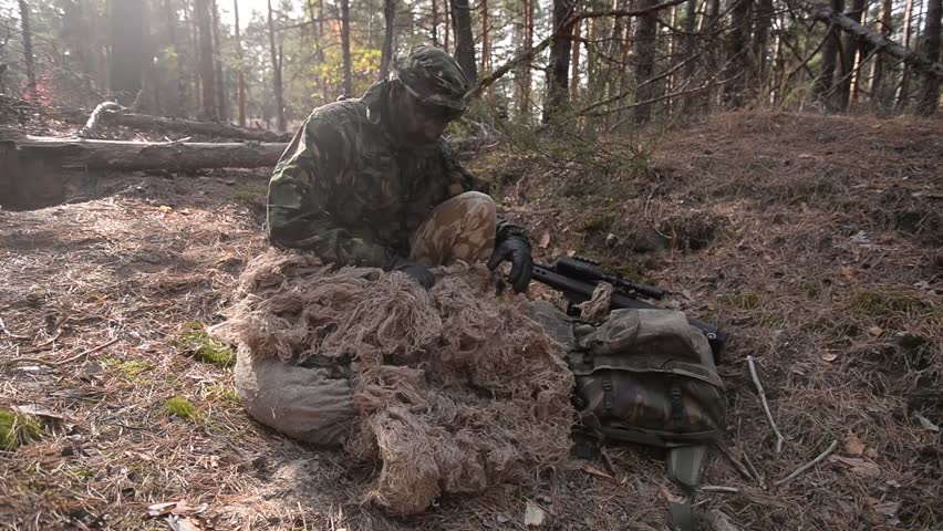 sniper rain lies position - photo #17