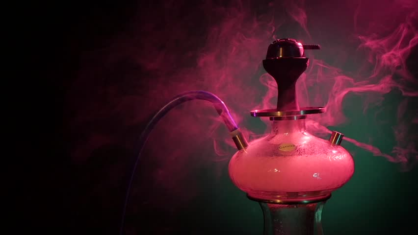 Abstract Purple Hookah Smoke On Stock Footage Video (100% Royalty-free)  12670289 | Shutterstock