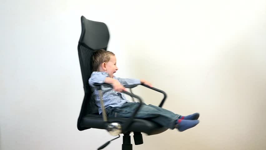 Fuuny Kid Spinning In An Stock Footage Video 100 Royalty Free 12674699 Shutterstock